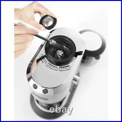 Delonghi Dedica KG520. M Coffee Grinder Mill 220240V 150W 6 lbs Silver Free UPS