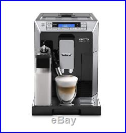 Delonghi Eletta Cappuccino Ecam 45760B Automatic Espresso Machine with Latte Cream