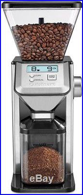 Deluxe Grind Conical Burr Mill, Coffee Grinder CBM-20 Quiet Adjustable Electric