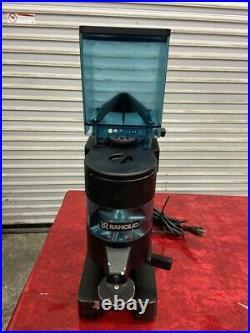 Espresso Coffee Bean Grinder 110V Rancilio MD50 S/T Portion Precision Burr #5125