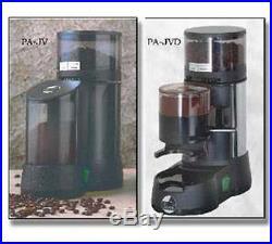 Espresso Machine Grinder La Pavoni PA-JV Burr black