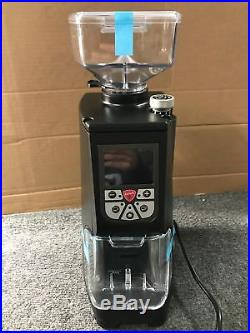 Eureka Atom Flat Burr Coffee Espresso Grinder Black (Used)