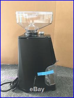 Eureka Atom Flat Burr Coffee Espresso Grinder Matte Black (Open Box)