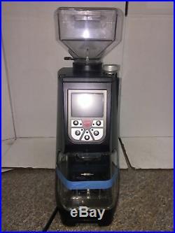 Eureka Atom Flat Burr Coffee Espresso Grinder Matte Black (Used)