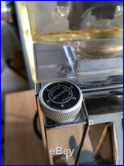 Eureka MCI Mignon Espresso Coffee Bean Grinder 50mm Flat Burrs Mill 220V