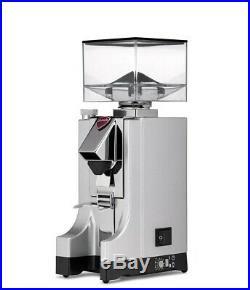 Eureka Mignon Coffee Grinder 230V 50Hz Chrome Manual/Timer