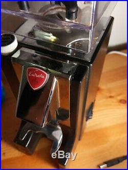 Eureka Mignon MK2 Espresso Coffee Beans Grinder Mill 50mm Flat Burrs