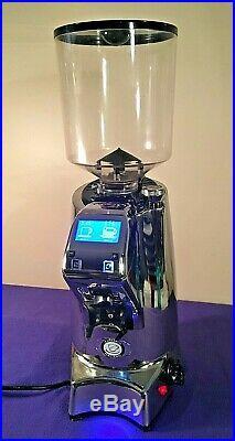 Eureka Zenith 65 E Hi-Speed, Pro Espresso Grinder