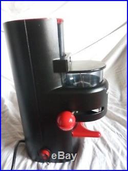Faema family kaffeemühle Burr grinder macina espresso mahlwerk café gaggia tampe