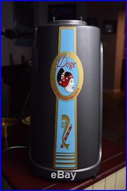 Fiorenzato Doge Conico Espresso Grinder 72mm Conical Burr