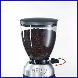 GRAEF CM800 Electric Mill Burr Coffee Grinder 128W 350g Coffee Bean Container