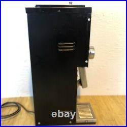 GRINDMASTER 890 COMMERCIAL 3LB BULK PRECISION BURR COFFEE GRINDER Used Works