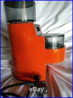 Gaggia MDF kaffeemühle espresso Burr grinder coffee Hasuike metal body alu ORang