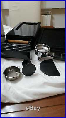 Gaggia kaffeemaschine + mdf kaffeemühle Espresso Coffee Burr grinder Tassen