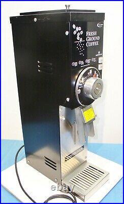 Grindmaster 890 Commercial 3lb Bulk Precision Burr Coffee Grinder Clean
