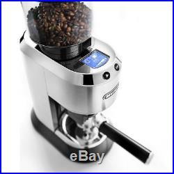 Home Kitchen Professional Coffee Grinder Bean Grinders Espresso Burr Machine