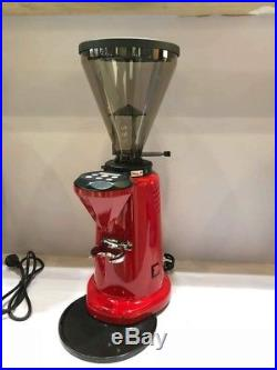 Italian Commercial Coffee Grinder Flat Burr JX-700AC