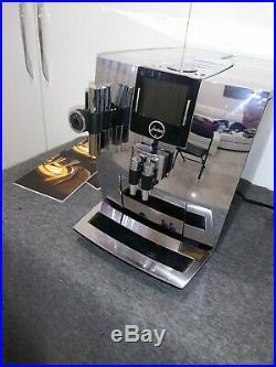 JURA IMPRESSA J9.3 CHROME PERFECT! WORKING / Home Used / All original Packaging