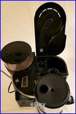 Jura CAPRESSO 10 Cup Coffee Maker & Burr Grinder Combo BLACK 453