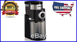 KRUPS GX5000 Burr Professional Electric Coffee Grinder with Grind Size Selection