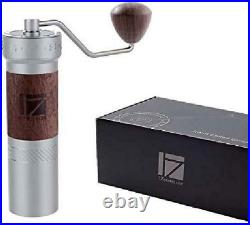 K-PRO Manual Coffee Grinder with Intuitive Numerical External Adjustable Setting