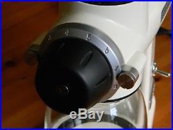 KitchenAid Artisan Cream Burr Coffee Grinder