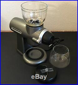 KitchenAid Pro Line Burr Coffee Grinder (Contour Silver)