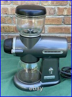 Kitchenaid Pro Line Burr Coffee MILL Kpcg100pmo Grinder Kitchen Aid Proline