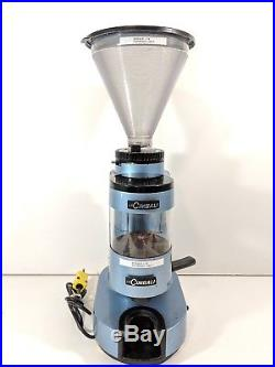 La Cimbali Coffee Grinder MD 6 Nice Working Condition! Burrs Replaced