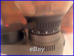 La Cimbali Special Titanium Burr Commercial Coffee Grinder