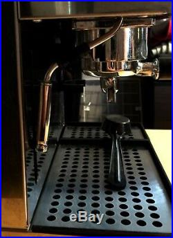 La Pavoni Pa-1200 Napolitana Stainless Automatic Espresso Machine