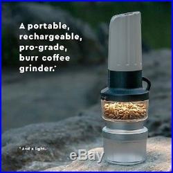 Lume Portable Burr Grinder