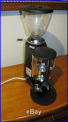 MAZZER Mini NO TIMER Burr Coffee Grinder For Espresso