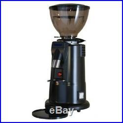 Macap M4D Digital Doserless Espresso Grinder Black New, Open Box