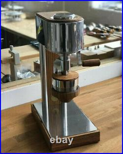 Malwani Livi Manual Tabletop Coffee Grinder Better Than HG-1 or Kinu M68 83mm
