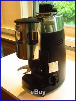 Mazzer Kony Automatic Heavy Duty Burr Espresso Coffee Grinder Immaculate