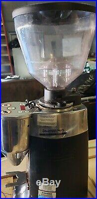 Mazzer Kony Electronic Espresso Coffee Grinder Conical Burrs #1933