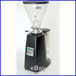 Mazzer Luigi Super Jolly Timer Espresso Coffee Grinder Doser Black FRESH BURRS