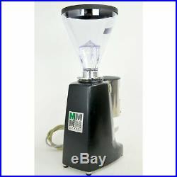 Mazzer Luigi Super Jolly Timer Espresso Coffee Grinder Doser NEW BURRS