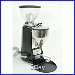 Mazzer Mini Electronic E Espresso Coffee Doserless Grinder Black FRESH BURRS