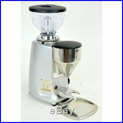 Mazzer Mini Timer Espresso Coffee Doserless Grinder FRESH BURRS