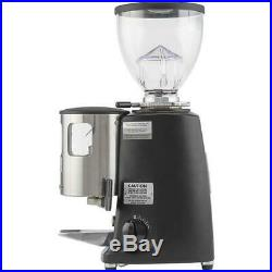 Mazzer Mini Timer Espresso Coffee Grinder Doser 58mm Burrs