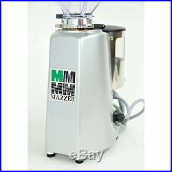 Mazzer Mini Timer Espresso Coffee Grinder Doser FRESH BURRS