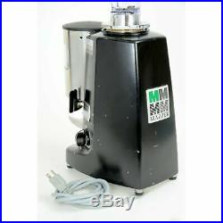 Mazzer Super Jolly Espresso Coffee Grinder Doser Black FRESH BURRS