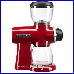 NEW KitchenAid KCG0702A Burr Coffee Grinder