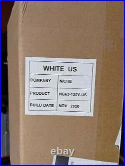 NEW Niche Zero Coffee / Espresso Grinder White US 110v BRAND NEW IN BOX