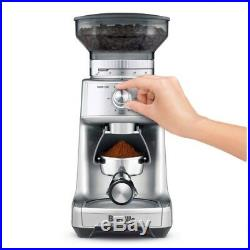 New Breville Dose Control Pro Stainless Steel Conical Burr Grinder BCG600SIL