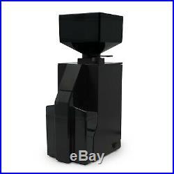 New Eureka Mignon Filtro 50mm Flat Steel Burr Coffee Grinder Black on Black