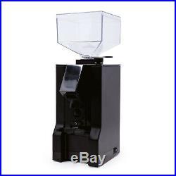 New Eureka Mignon Notte 50mm Flat Steel Burr Stepless Espresso Grinder