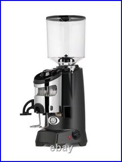 New Eureka Zenith 65 HS Commercial Grade Doser Espresso Coffee Grinder Black